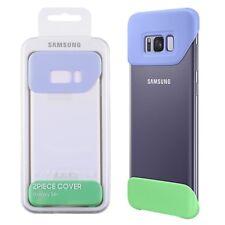 Samsung Custodia originale a due pezzi per Galaxy S8 Plus G955F Lilla Verde