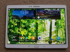 Samsung Galaxy Tab S SM-T800 16 GB, Wi-Fi, 10.5 in (ca. 26.67 cm) - bianco abbagliante