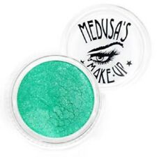 MEDUSA'S MAKEUP Eye Dust Loose Mineral Powder *Wasabe* green shimmer BNIB