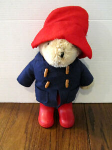 1981 Gabrielle Designs Special Edition Mohair 14 inch Paddington Bear