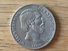 1/2 Gulden 1857  Z. Fr.