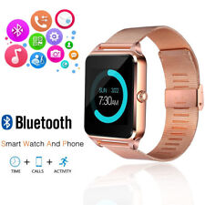 Bluetooth Smart Wrist Watch with Camera Touch Screen For Android IOS Samsung LG