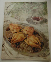 Gourmet Magazine Pudding And Pie & Soup's On November 1963 102214R