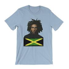 Bob Marley T-Shirt - Reggae icon one love no woman no cry jamaica exodus