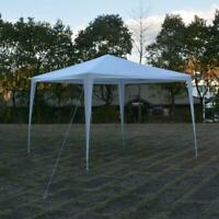 10'x10' Canopy Wedding Party Tent Gazebo Pavilion Cater Event w/no Side Walls