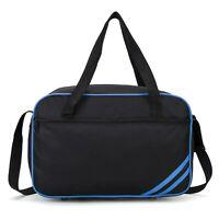 Holdall Bag Cabin BLUE Ryanair Maximum Size 40x20x25 CarryOn Luggage Flight Bag