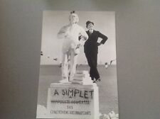 "FERNANDEL dans "" SIMPLET ""  - PHOTO DE PRESSE 14x20cm"