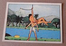 Figurine PANINI : TARZAN N° 227 - Edgar RICE BURROUGHS 1976 1977 1978 Vignette