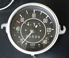 VW Käfer Tacho mit Tankuhr ab  8.69  bis 140 km/h