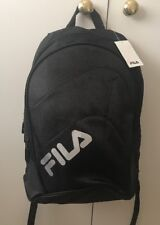 Fila Tobi Medium Backpack Black