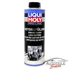 1x LIQUI MOLY Pro-Line LAVAGGIO MOTORE/ENGINE FLUSH 500ml