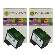 Remanufactured Black Ink Cartridge x 2 for Lexmark X1270