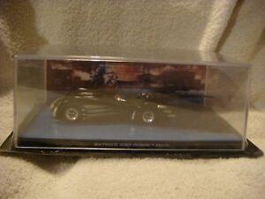 DC Comics Batman Automobile collection #16 Batman and Robin the movie