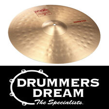 """Paiste 2002 Series 20"""" Power Ride Cymbal Amazing Deal RRP $659.00"""