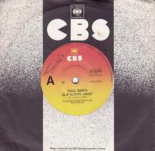 PAUL SIMON Slip Slidin' Away / Something So Right 45