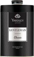 3 x 100g Yardley London Gentleman CLASSIC Talcum Powder for Men