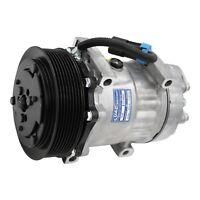 4368 4432 Peterbilt Kenworth A//C AC Compressor Replaces: Sanden 4042 4077