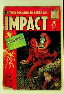 Impact #2 (May-Jun 1955, EC) - Good