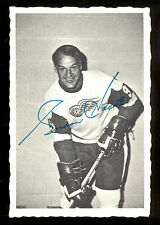 1970 71  OPC O PEE CHEE DECKLE EDGE #18 GORDIE HOWE EX+ DETROIT RED WINGS card