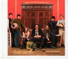 (GR581) The Robbie Boyd Band,  I Won't Let You Go - DJ CD