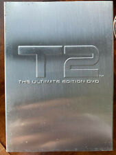 Terminator 2 Ultimate Edition DVD Box Set w/ Limited edition Metal Slipcover