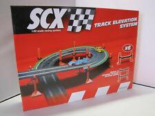 REF. 88280 SCX Track  Elevation System Bahnerhöhungssystem - 1:32  - NEU / OVP