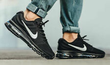 Nike Air Max Black Athletic Shoes for