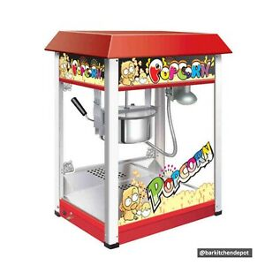 Commercial Electric Popcorn Maker Machine