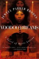 Voodoo Dreams: A Novel Of Marie Laveau: By Jewell Parker Rhodes