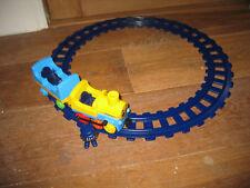 Playmobil 123 Rail Train Moteur transport 6880 Play Figure Homme Pilote