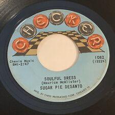 Sugar Pie Desanto Soulful Dress:Use What You Got Northern Soul Checker 1082 Vg+