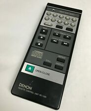 Denon RC-1100 DC-D1100 DCD1100 CD Compact Disc Player Remote Control Pre-Owned