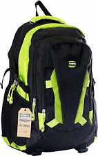 Laptop Backpack For Up To 17-Inch Laptops - Lightweight Padded Sleeve Design -