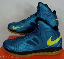 New Mens 10.5 NIKE Air Max Hyperposite Tropical Teal Shoes $225 524862-303