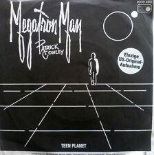 """7"""" 1982 DANCE KULT MINT-! PATRICK COWLEY : Megatron Man"""