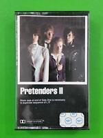 PRETENDERS II SIRE M5S 3572 Cassette Tape
