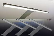 LED Aufbauleuchte Alu warm weiß Set +Trafo Möbelleuchte Schrankleuchten Art.2185