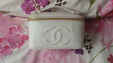Chanel Vintage -Sac, Trousse, Pochette/Bag,Pouch, clutch - Rare - Cuir/Leather