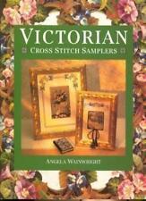 Victorian Cross Stitch Samplers,Angela Wainwright