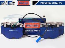 FOR BMW 5 6 7 8 X3 X4 G30 G32 G11 G15 G01 G02 FRONT BRAKE PADS WEAR SENSOR SET