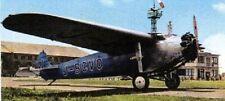 Ki-6 Nakajima Japan Air Transport Airplane Wood Model Replica Small FreeShipping