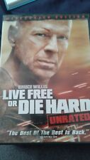 Live Free or Die Hard (Unrated Edition) (Wides New DVD