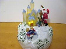 Avon Christmas Light Up Musical Collectible in Original Box 1996