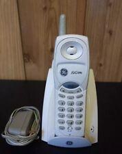 GE White Digital Cordless Phone 27923GE1-A Charging Dock Power Cord