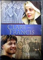 Clare and Francis NEW Christian Movie DVD Ettore Bassi Mary Petruolo