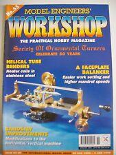 Modello ingegneri Workshop. il PRATICO HOBBY MAGAZINE. n. 55 24.12.98-18.02.99