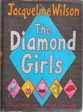 THE DIAMOND GIRLS Jacqueline Wilson Nick Sharratt 1st Ed hb dj 2004 Collectable