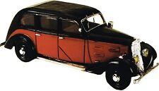 Kit pour miniature auto CCC : Peugeot 401 DL taxi référence 24