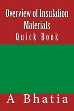 Overview Of Insulation Materials: Quick Book