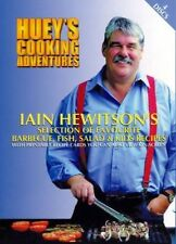 HUEY'S COOKING ADVENTURES 4 DvD SET  NEW (Region 0 = All Regions)